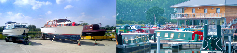 Boatyard Slipway Services